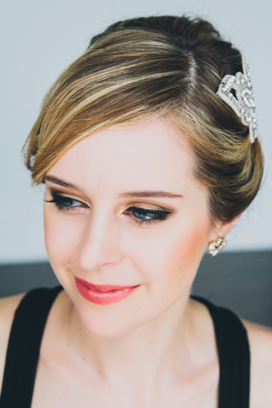 Elegant Bridal Makeup